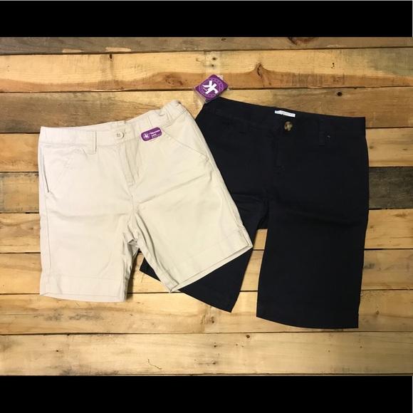 3958a8bf62 Old Navy Bottoms | Girls School Uniform Shorts Size 12 | Poshmark
